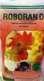 FARMAK OLOMOUC Roboran D a.u.v. 1 kg