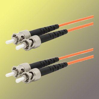 OEM Optický patchkabel duplex ST-ST 62,5 / 125 um MM, 20m cena od 23,81 €