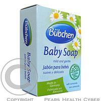 A.C.HAASE Bübchen Baby dětské mýdlo 125g cena od 0,00 €