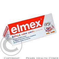 GABA INTERNATIONAL THERWIL Elmex dětská zubní pasta 50ml
