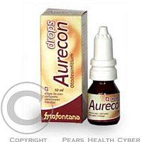 HERB-PHARMA AG Fytofontána Aurecon drops 10 ml