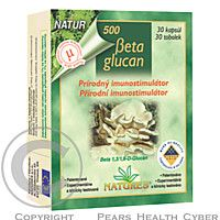NATURES SR Beta Glucan 500 tbl.32
