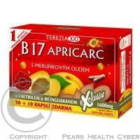 TEREZIA COMPANY, B17 APRICARC s meruňkovým olejem cps.50+10