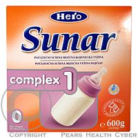 HERO SUNAR Complex 1 600g