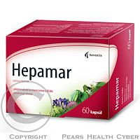 NOVENTIS Hepamar cps.60