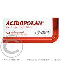 PRO.MED.CS PRAHA PRAHA Acidofolan tbl.50 pro budoucí maminky
