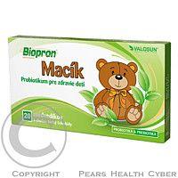 VALOSUN Biopron Méďa 20ks probiotických medvídků