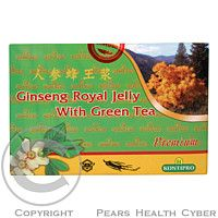 IG RESTOR Ginseng Royal Jelly with Green Tea ampule 10x10ml