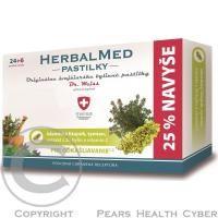 SIMPLY YOU HerbalMed Dr.Weiss Islandský lišejník tymián vitamin 24+6tobolek