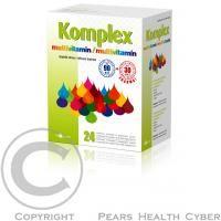 MEDI-AP KOMPLEX Multivitamin tbl. 90