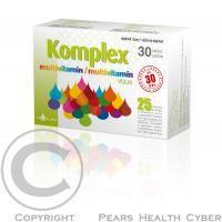 MEDI-AP Komplex multivitamin tbl.30 Medi-AP