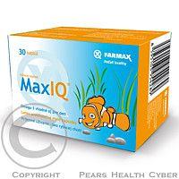 SVUS PHARMA MaxIQ tob.30 + dárek magnet