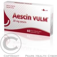 VULM AESCIN 30mg tbl.60 VULM