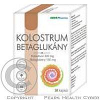 EDENPharma Kolostrum obsahuje všetky základné vitamíny, najmä A , C, E, vitamíny radu B, minerály ( najmä vápnik, fosfor, draslík) a aminokeseliny, ktoré telo používa ako základ pre stavbu ďalších bioaktívnych zlúčenín.