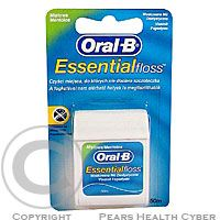 GILLETTE Oral-B dent.nit EssentialFloss Mint Wax 50m