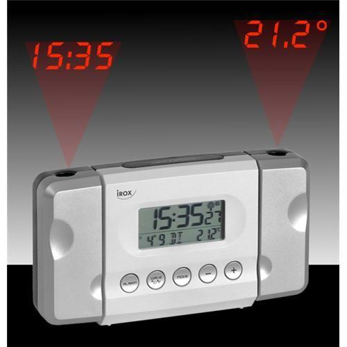IROX HB161P PROJECTION CLOCK