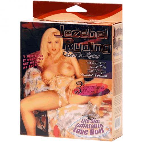 UNKNOWN BRAND Jezebel Ryding Love Doll