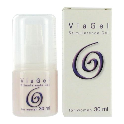 Cobeco Pharma ViaGel - stimulační gel pro ženy 30 ml