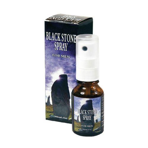 UNKNOWN BRAND Black Stone Delay Spray 15 ml
