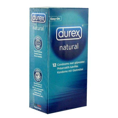 Durex - Natural Condoms 12 pcs