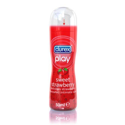 Durex - Play Sweet Strawberry Lubricant 50 ml
