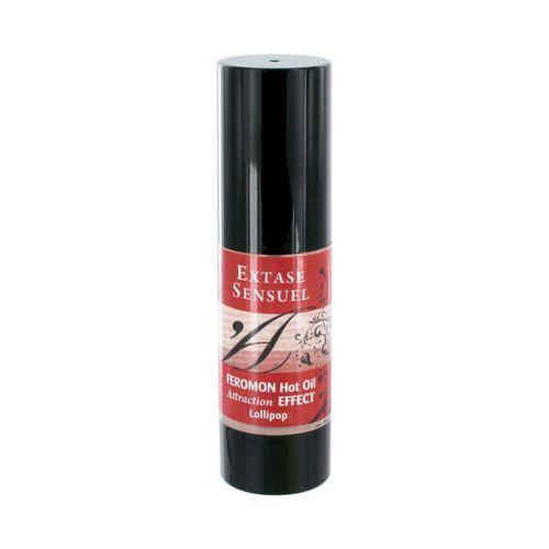 Extase Sensuel - Feromon Hot Oil Lollipop 30 ml