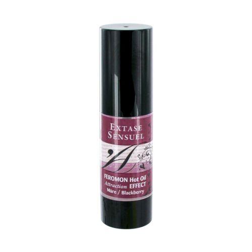 Extase Sensuel - Feromon Hot Oil Blackberry 30 ml