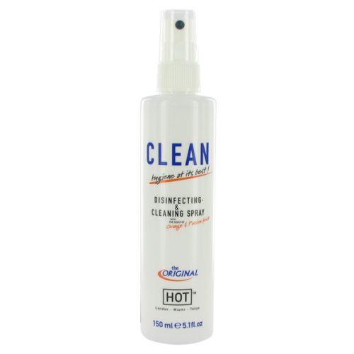 Hot - Clean Disinfecting & Cleaning Spray 150 ml