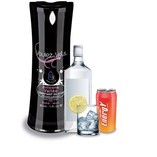 Voulez-Vous... Silicone Vallée - Vodka Energy 30 ml