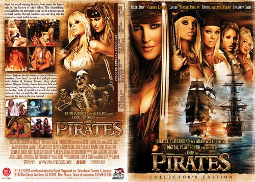 DIGITAL PLAYGROUND Pirates 1 (2 Disc Set)