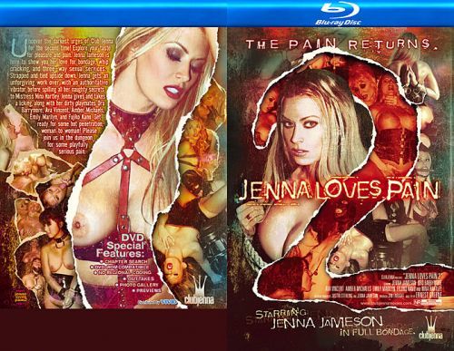 CLUB JENNA Jenna Loves Pain 2 (Blu-Ray)