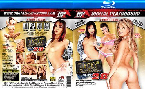 DIGITAL PLAYGROUND Jack's Playground 28 (Blu-Ray)