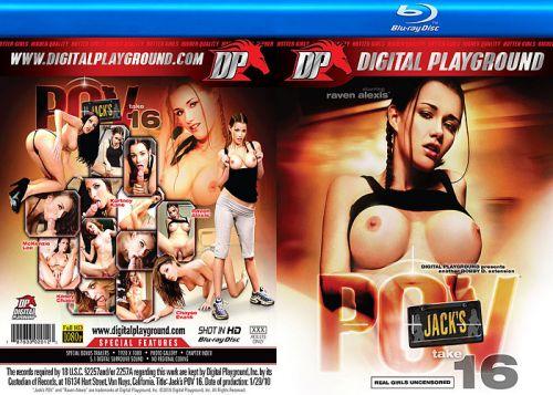 DIGITAL PLAYGROUND Jack's POV 16 (Blu-Ray)