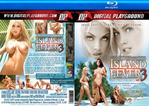 DIGITAL PLAYGROUND Island Fever 3 (Blu-Ray)