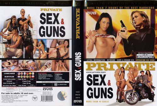 PRIVATE Sex & Guns 4 Pack (4 Disc Set)