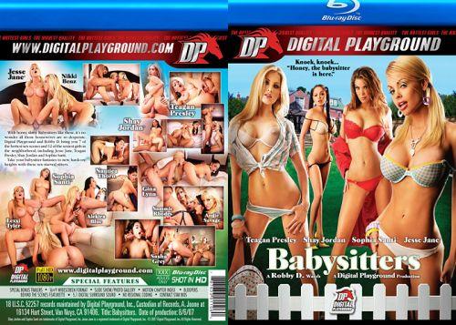 DIGITAL PLAYGROUND Babysitters 1 (Blu-Ray)