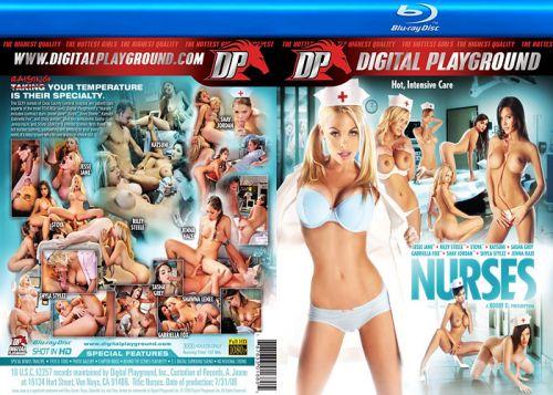 DIGITAL PLAYGROUND Nurses (Blu-Ray)