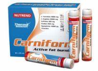 Nutrend Carniform 10 monodóz x 25 ml