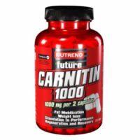 Nutrend Carnitin 1000, 120 kapsúl
