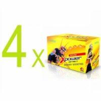 4 x Aminostar Xpower GO&WIN! cena od 0,00 €