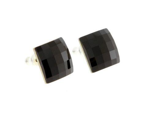 Swarovski Kryštálové kocky čierne