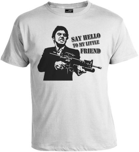 Tričko pánske - Al Pacino Scarface