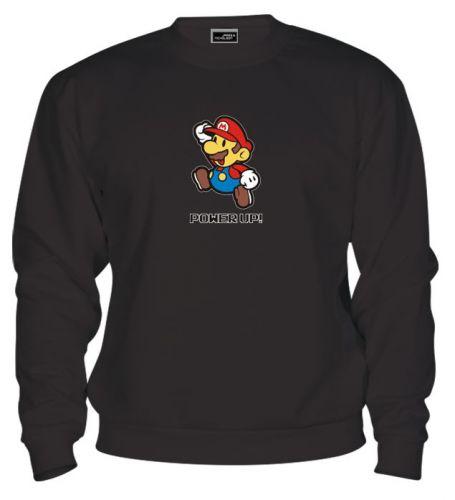 Mikina - Super Mario
