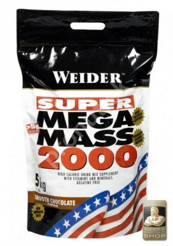 Weider Mega Mass 2000 - 5000g