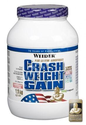 Weider Crash Weight Gain - 1500g