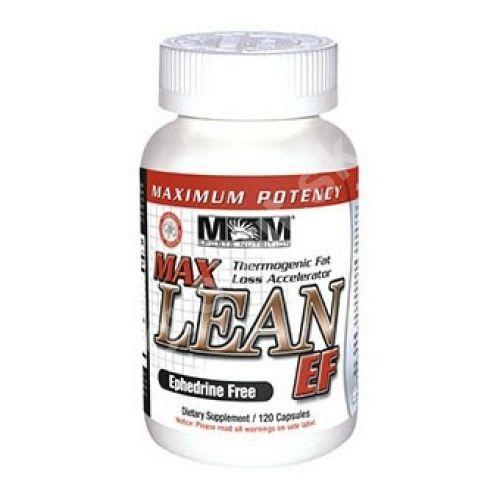 Max Muscle Max Lean Ephedrine Free - 120tab