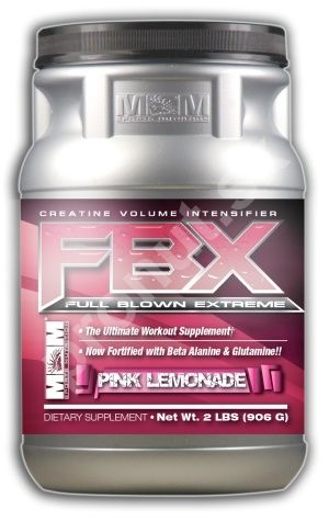Max Muscle Sports nutrition Max Muscle Full Blown Extreme - 908g