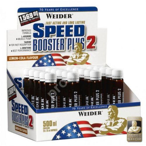 Weider Speed Booster Plus 2 - 25ml