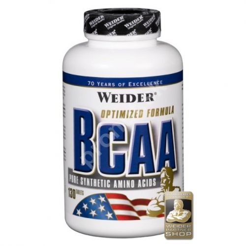Weider All Free Form BCAA - 130tab