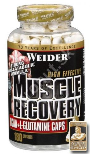 Weider Muscle Recovery - 180tab